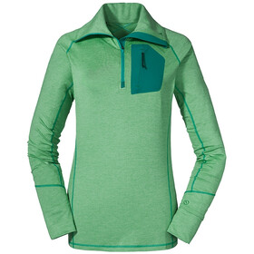 Schöffel Seekofel Longsleeve Dames, irish green